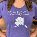 All Things Alaska Women's Tee
