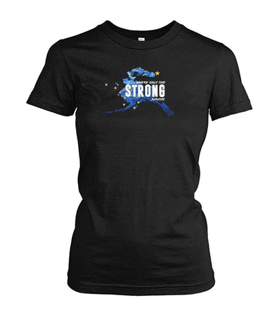 Strong Shirt Women's Cut