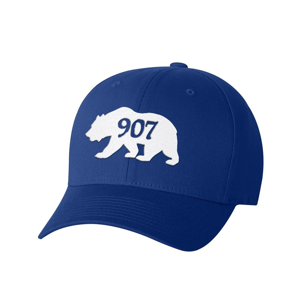 Alaskan Bear 907 FlexFit Hat