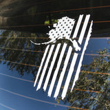 Alaskan Patriot Decal
