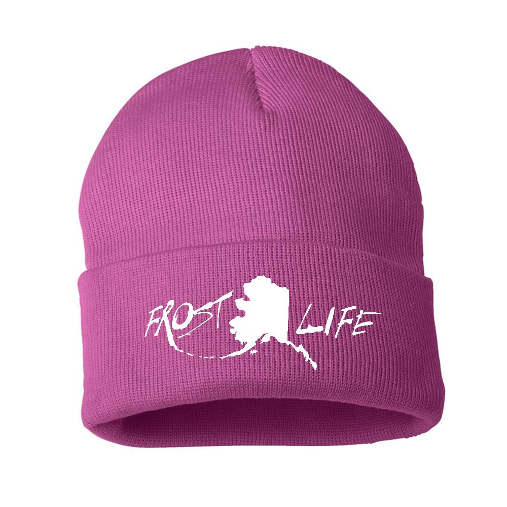 Frost Life Rolled Beanie