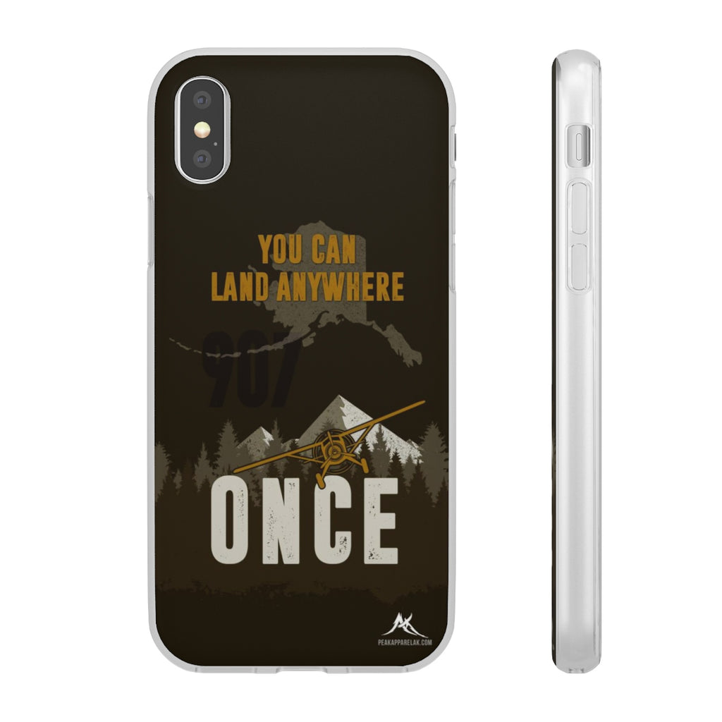 Land Anywhere Phone Flex Case
