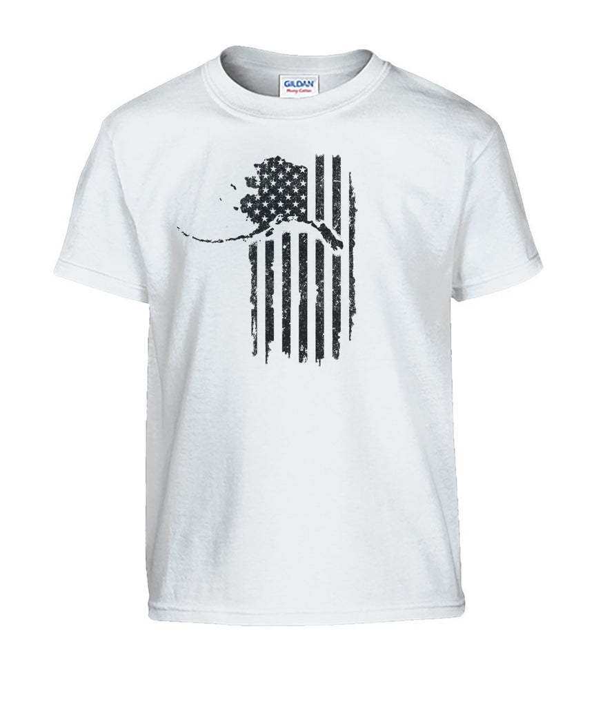 Patriot Shirt Dark Logo Kids Shirt