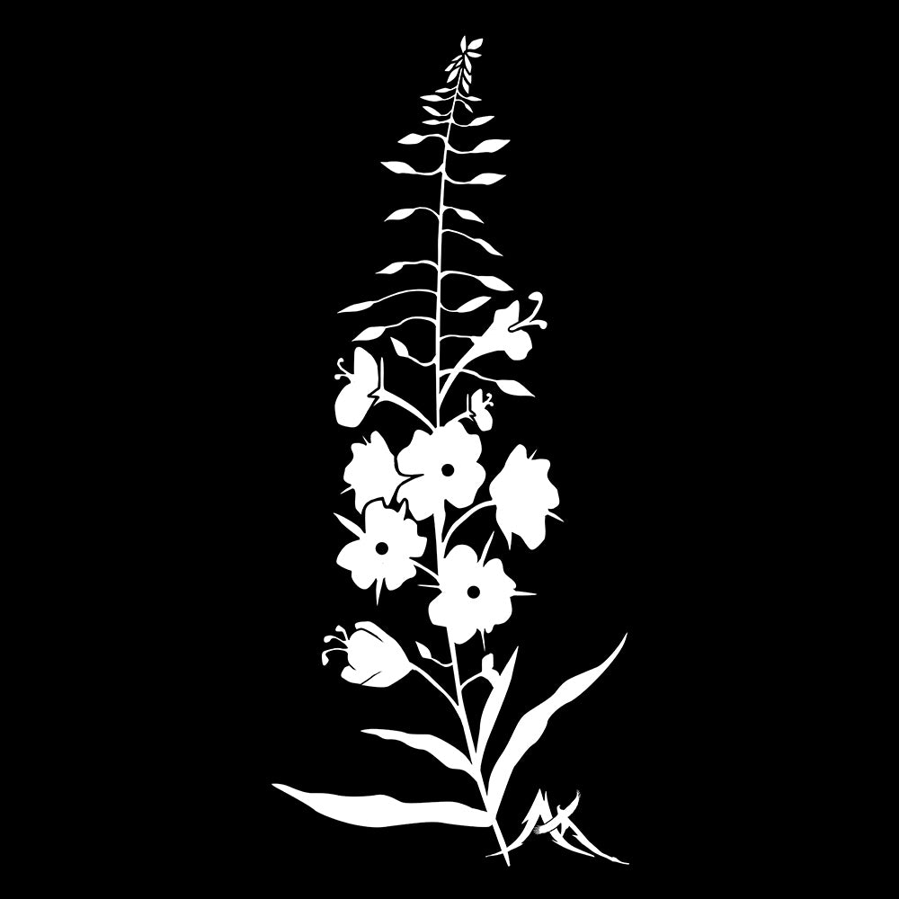 Fireweed Decal