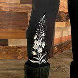 Peak Fireweed Leggings