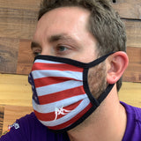 American Flag - Cloth Face Mask