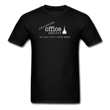 Christian Office Addicts #1 Unisex Tee - black
