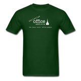 Christian Office Addicts #1 Unisex Tee - forest green