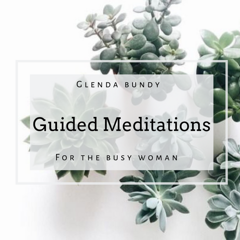 Guided Meditations for the Busy Woman (CD)