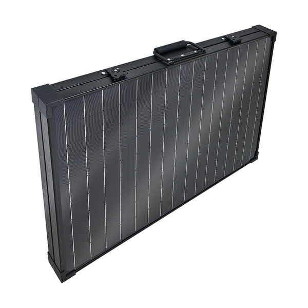 100W Glass Monocrystalline Cell Solar Panel