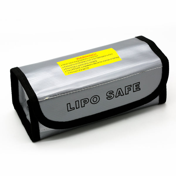 ExpertPower LiPo Fireproof Explosion-proof Safety Bag | Guard Charging and Storage Safe Bag