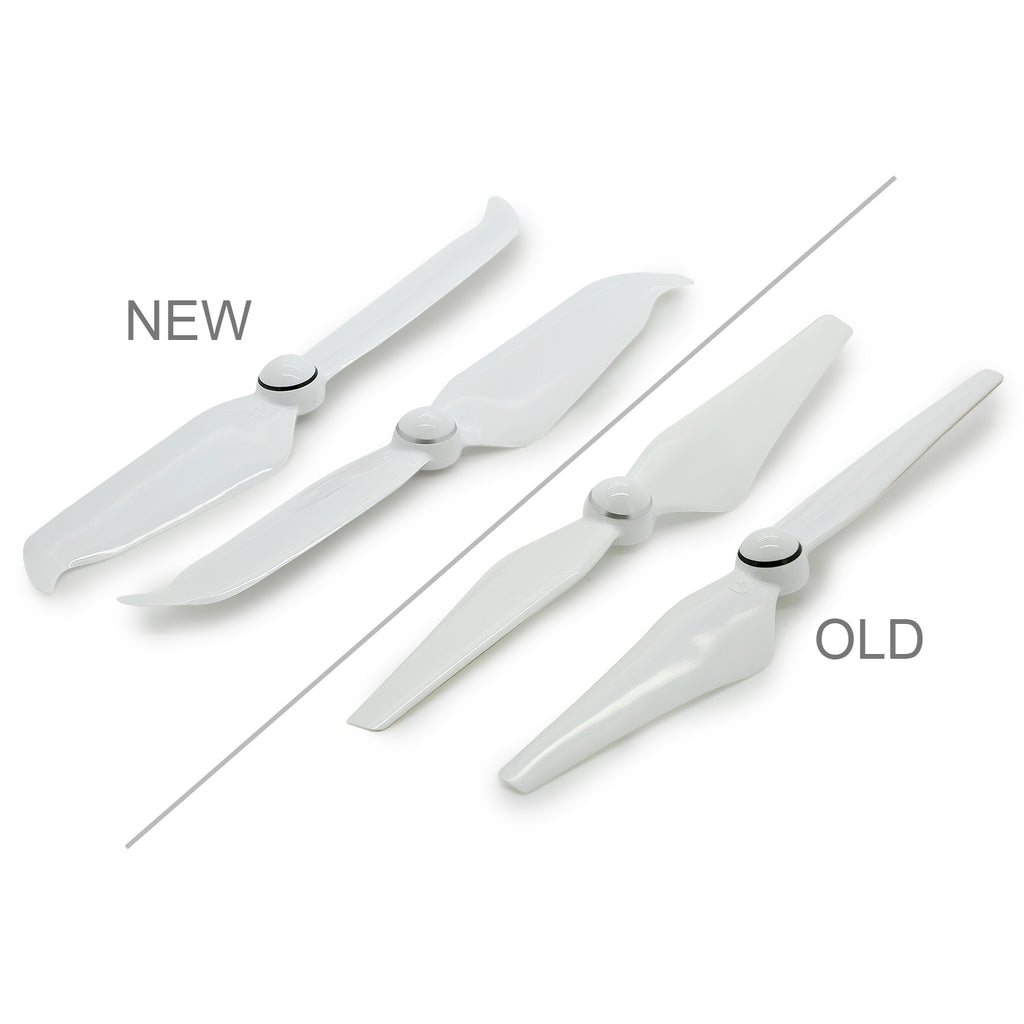 ExpertPower 9455S Propellers for DJI Phantom 4 Series Drones| Self-tightening, Low-Noise, Quick Release Blade (4 Pieces) - ExpertPower Direct
