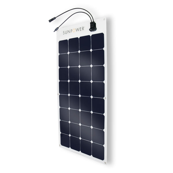 110W SunPower Solar Panel - Older Version