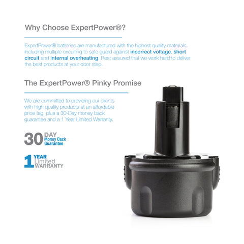 DC9071 - 12 Volt - ExpertPower Direct