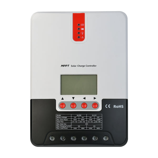 20A MPPT Solar Charge Controller