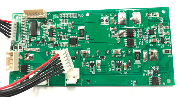 Internal Circuit Board (side) for Alpha 400