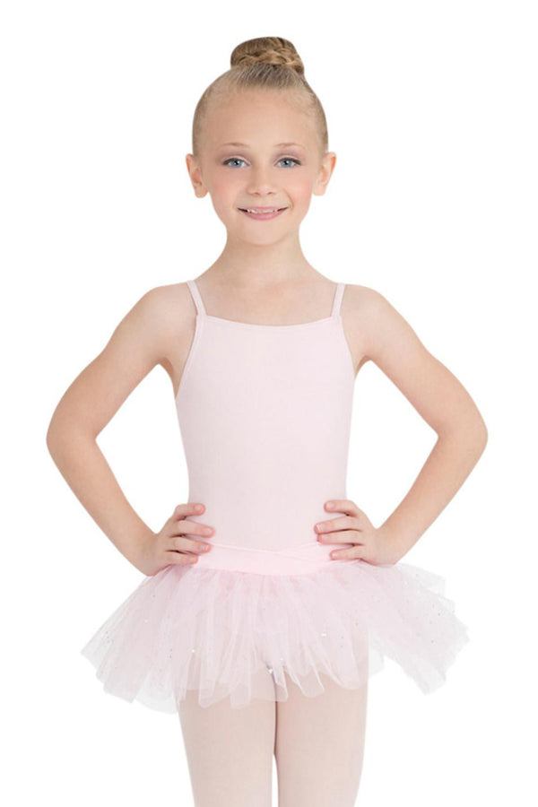 CAPEZIO N9814C GIRLS CAMISOLE TUTU DRESS