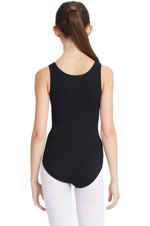 CAPEZIO CC201 WOMEN HIGH NECK TANK LEOTARD