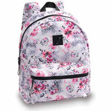 DANSHUZ MY CHEETAH FLORAL BACKPACK