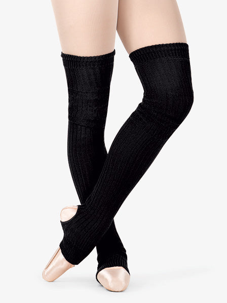 "BODY WRAPPERS 94 36"" STIRRUP LEG/TIGHT WARMERS"