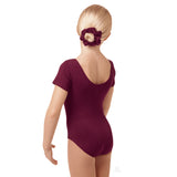 EUROTARD 1043C SHORT SLEEVE LEOTARD