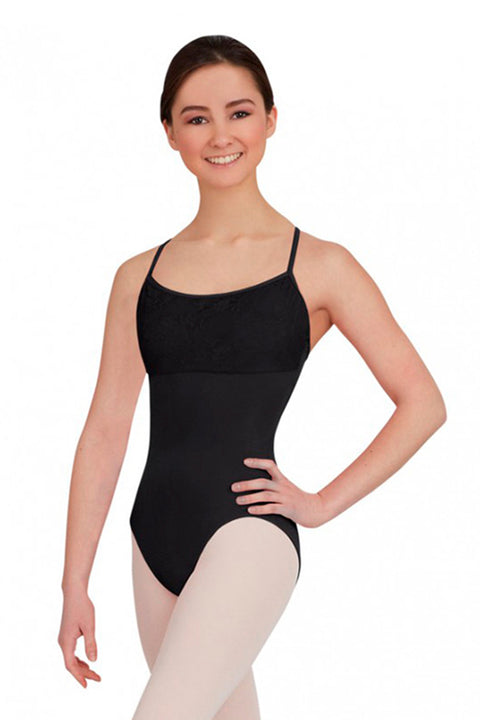 CAPEZIO 10318 STRAPPY BACK LEOTARD
