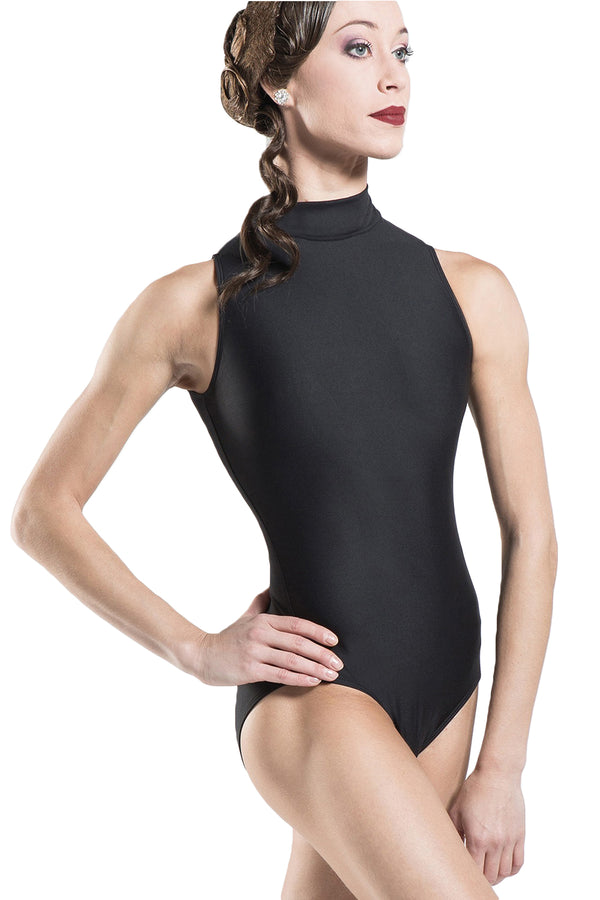 WEAR MOI LUNE WOMEN TURTLE NECK LEOTARD