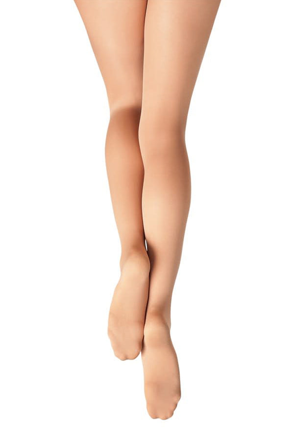CAPEZIO 1815 ULTRA SOFT FOOTED TIGHT