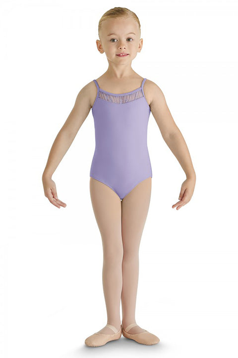 BLOCH CL8857 GOIDRON TWIN BOW BACK CAMISOLE LEOTARD