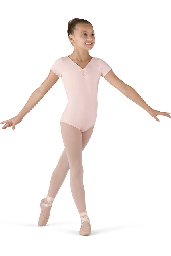 BLOCH CL3782 LILY SLEEVE LEOTARD