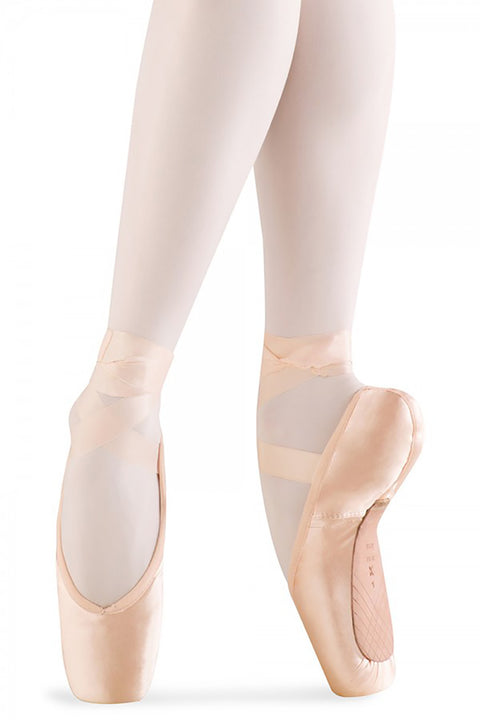 BLOCH S0104L WOMEN ALPHA 3/4 POINTE SHOE