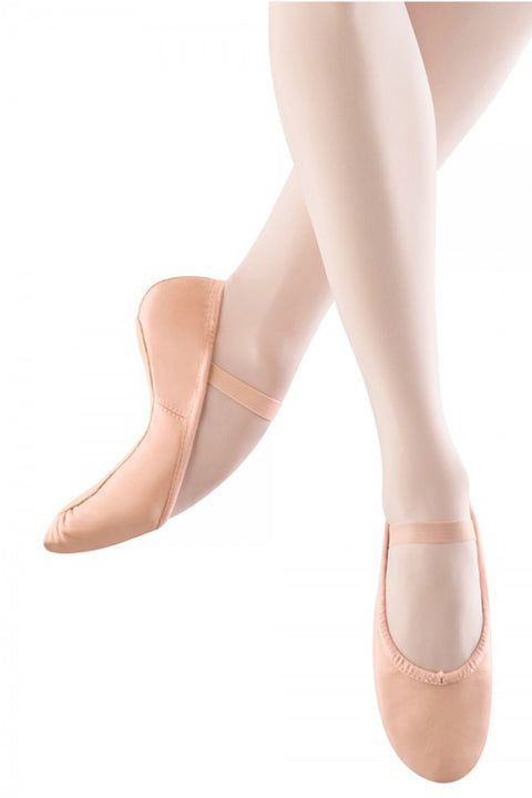 BLOCH S0205L WOMEN DANSOFT BALLET SHOE PINK