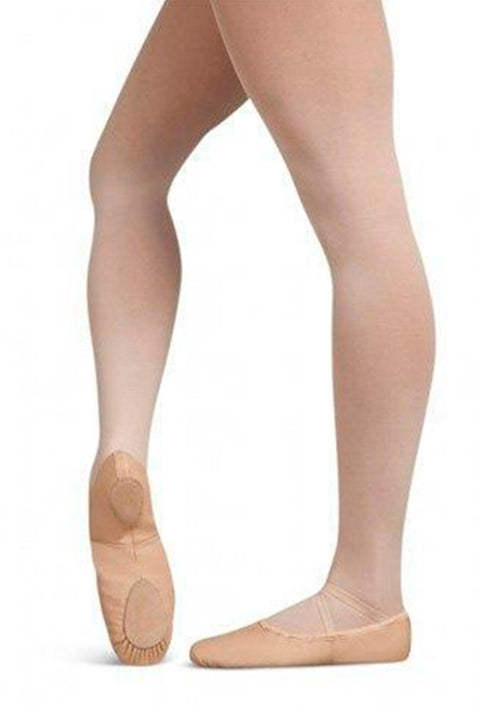 CAPEZIO 2033 LEATHER COBRA BALLET SHOE