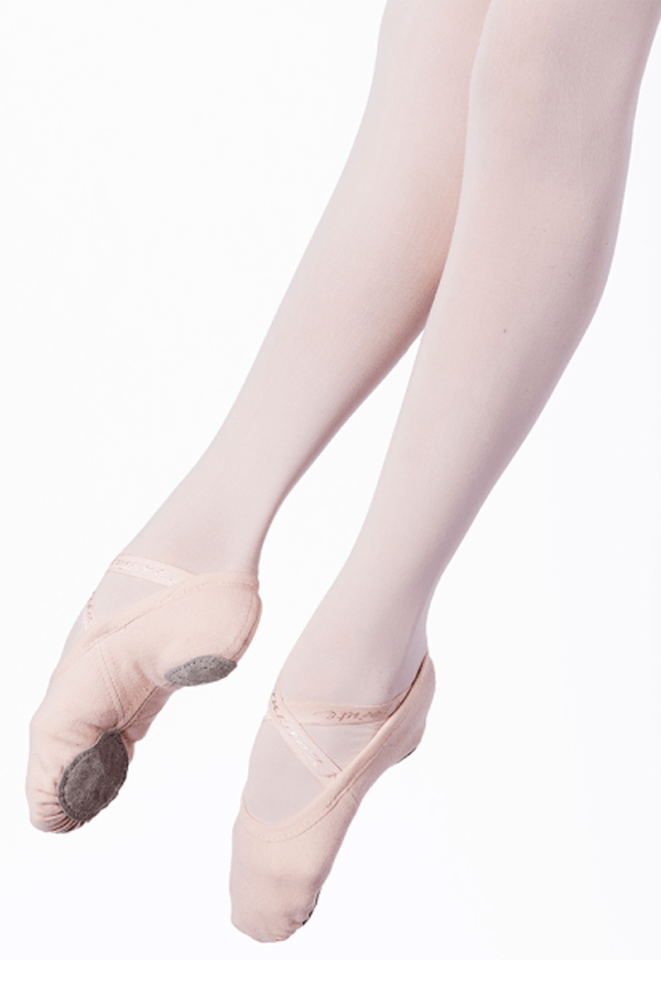RUSSIAN POINTE VIVANTE STRETCH CANVAS BALLET SLIPPER UNISEX
