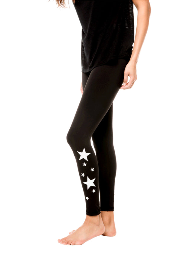 STRUT THIS 200HA ADULT CONSTELLATION STAR ANKLE LEGGINGS