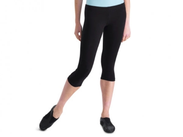 BLOCH P3933 WOMEN CAPRI LEGGINGS DANCE PANT