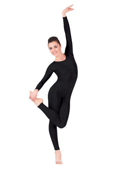 BODY WRAPPERS MT217 LONG SLEEVE UNITARD