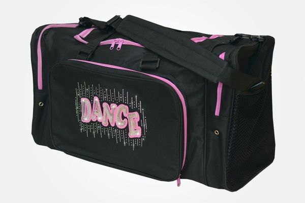SASSI DESIGNS BLG-101 SQUARE DUFFEL BAG