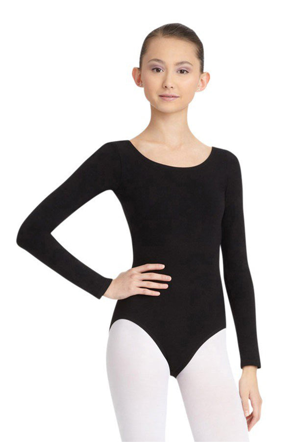 CAPEZIO CC450 WOMEN LONG SLEEVE LEOTARD