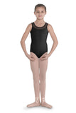 BLOCH CL7615 MESH BACK PANEL TANK LEOTARD