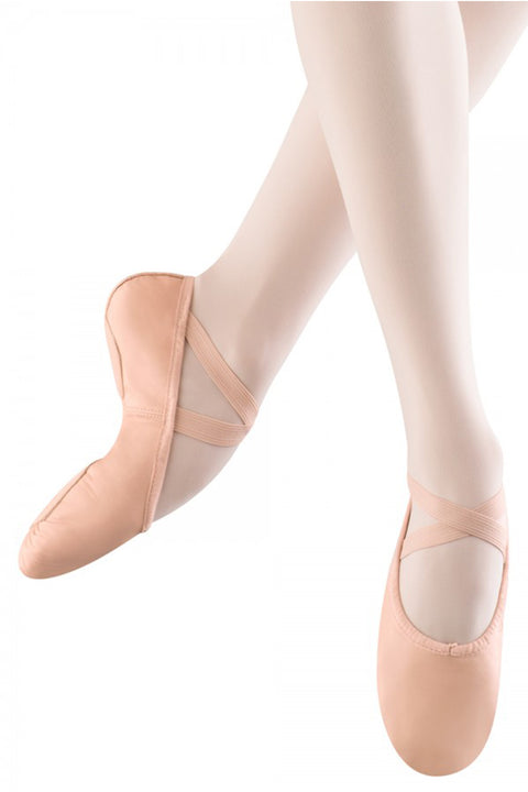 BLOCH S0208L WOMEN PROLITE II LEATHER BALLET SHOE