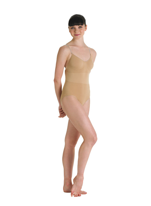BLOCH L3137 WOMEN ARIES SEAMLESS BRIEF BODYSUIT