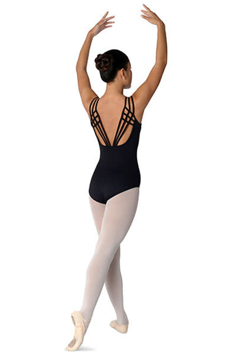 DANSHUZ 2430C TRIPLE CRISSCROSS LEOTARD