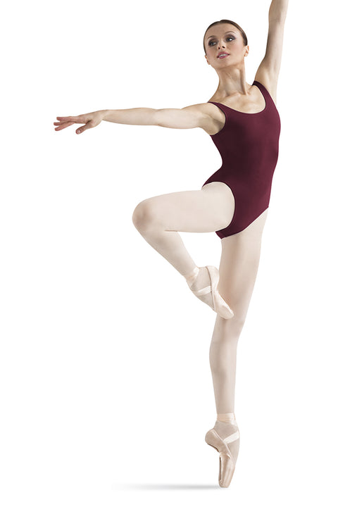 BLOCH L5405 WOMEN BALLERINA BASIC TANK LEOTARD