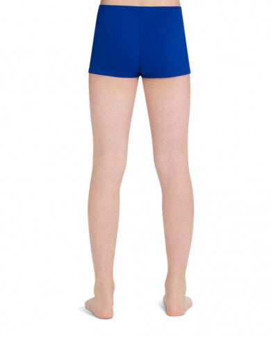 CAPEZIO TB113C BOY CUT LOW RISE SHORT GIRLS