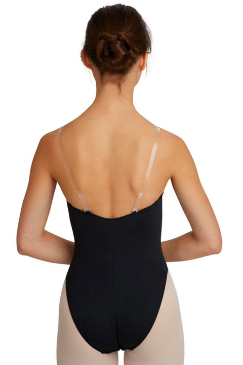 CAPEZIO WOMEN CLEAR SHOULDER STRAPS