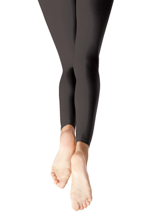 CAPEZIO 140C GIRLS HOLD & STRETCH FOOTLESS TIGHTS