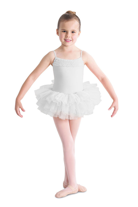 BLOCH CL7120 DESDEMONA CAMISOLE TUTU DRESS