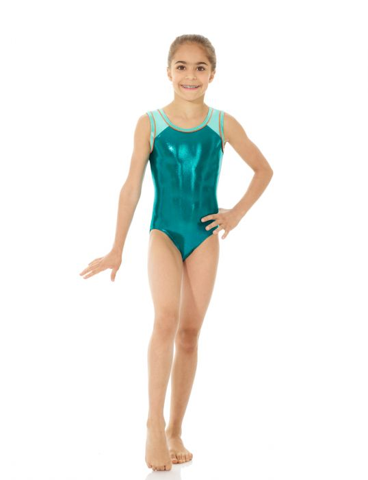 MONDOR 7891 KIDS GYMNASTICS LEOTARD