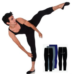 BODY WRAPPERS M194 MEN DANCE PANT